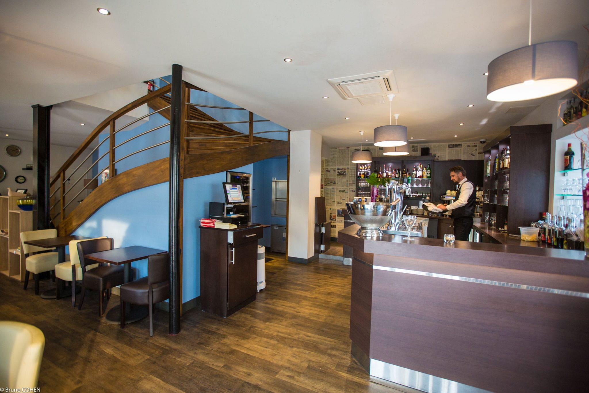 Restaurant Place Omer Vallon Chantilly